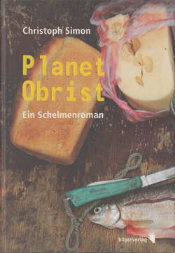 Cover - Planet Obrist