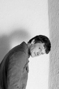 Pressebild Christoph Simon Schwarz-Weiss