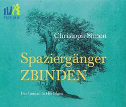 Cover - Hörbuch - CD - Spaziergänger Zbinden
