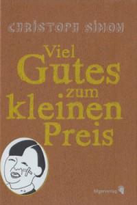 Cover - Viel Gutes zum kleinen Preis