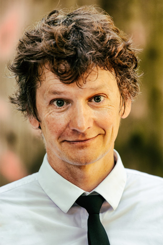 Portrait, Christoph Simon, Nummer Eins